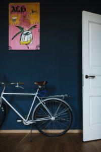 Artisan peintre Bordeaux - Peinture chambre